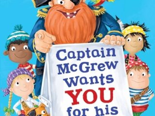 Captain McGrew wants you for his Crew